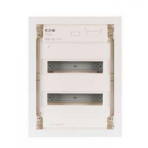 Щит компактный встроенного исполнения (полые стены) 2 ряда KLV-24HWS-F стальная дверь EATON 178824