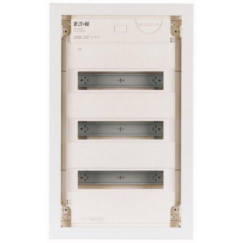 Щит компактный встроенного исполнения (полые стены) 3 ряда KLV-36HWP-F стальная дверь EATON 178810