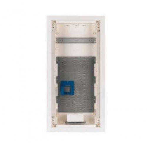 Щит компактный медиа встроенного исполнения (полые стены) 4 ряда KLV-48HWM-F стальная дверь EATON 178836