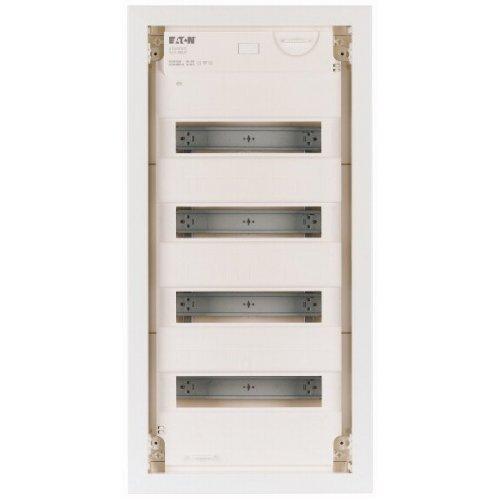 Щит компактный встроенного исполнения 4 ряда KLV-48UPP-F стальная дверь EATON 178804