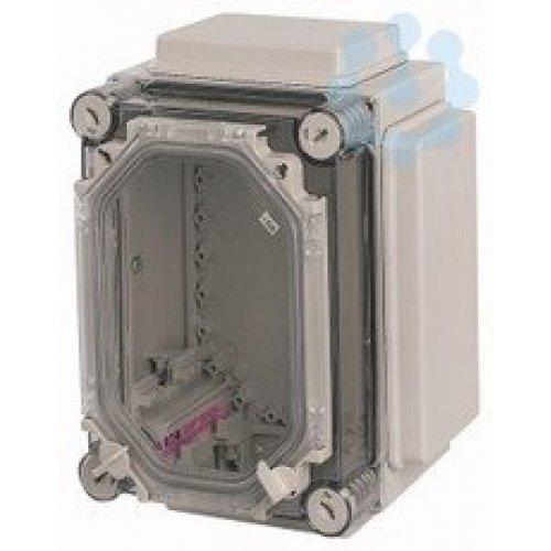 Щит изолированный; гладкие стенки + дверь 250х188х191мм СА CI23X-150/T-NA EATON 002211