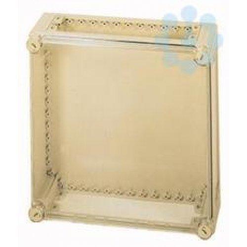 Щит изолированный; стенки с вырезом + дверь 296х421х166мм СА CI43-125/T-NA EATON 002239