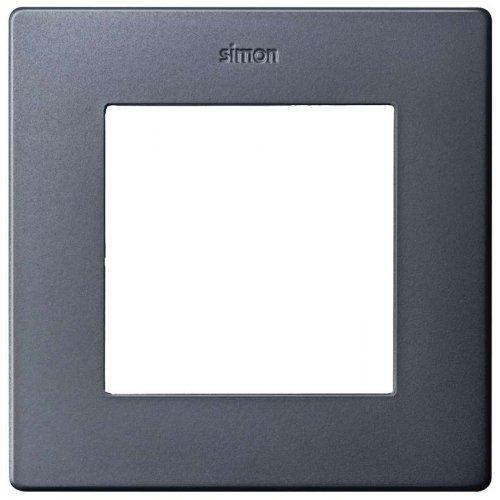 Рамка 1-м Simon24 графит 2400610-038