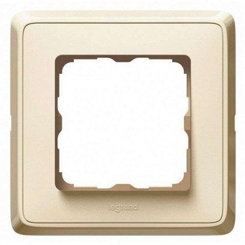 Рамка 1-м Cariva сл. кость Leg 773760
