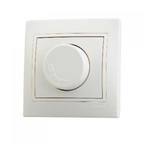 Светорегулятор СП 800Вт Мира крем/крем. Lezard 701-0303-115