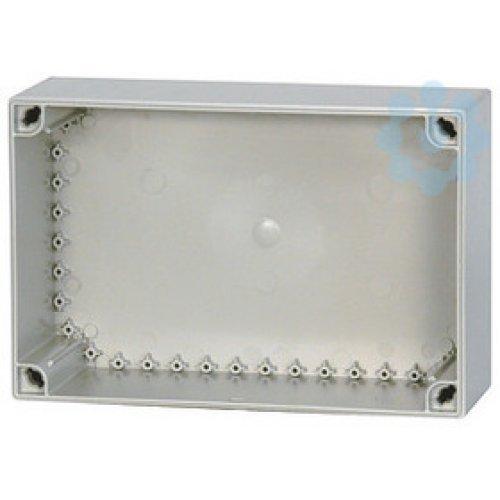 Щит изолированный без передней крышки; гладкие стенки 250х375х120мм U-CI43X EATON 062655