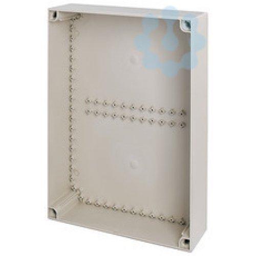 Щит изолированный без передней крышки; гладкие стенки 500х375х120мм U-CI45X EATON 098470