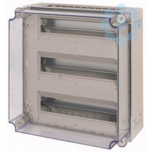 Щит изолированный для модульного оборудования 375х375х225мм AV/I44-200 IP65 EATON 062192