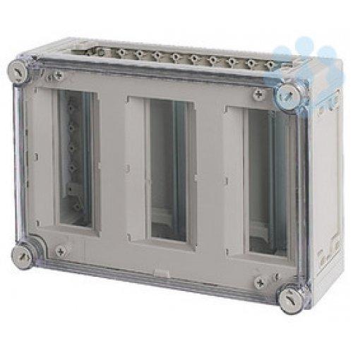 Щит изолированный для модульного оборудования 250х375х150мм AV/I43-125 IP65 EATON 047954