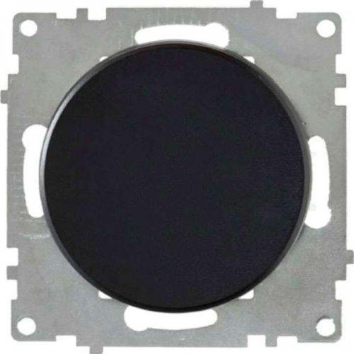 Механизм выключателя 1-кл. СП Florence 10А IP20 черн. OneKeyElectro 2172820