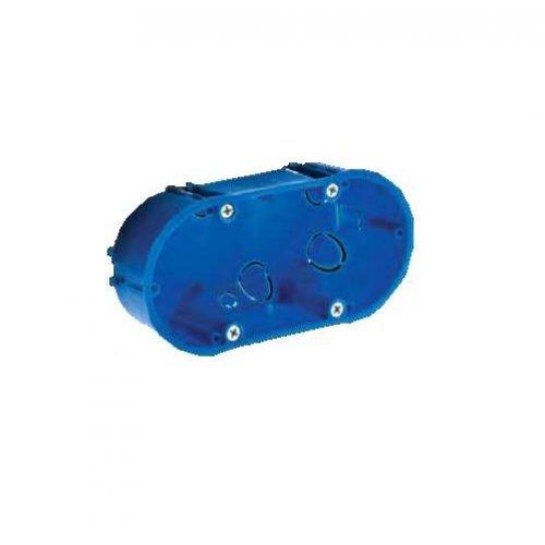 Коробка установочная СП 140х65х45 для гипсокарт. IP30 Рувинил 10142