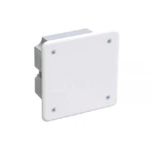 Коробка распаячная СП 92х92х45 IP20 КМ41001 (с саморезами с крышкой) ИЭК UKT11-092-092-040