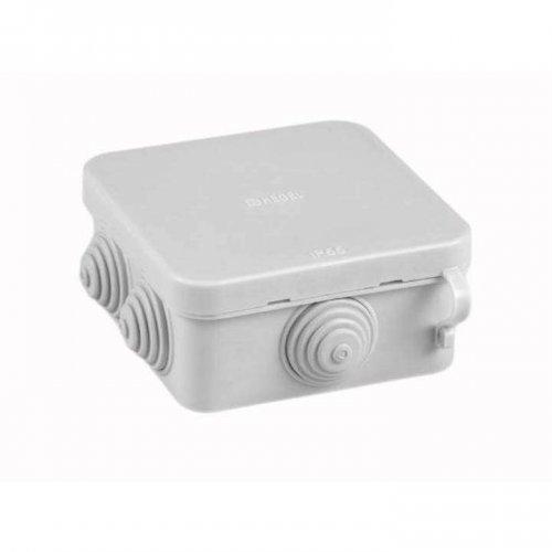 Коробка распределительная 85х85х40мм для наружного монтажа IP55